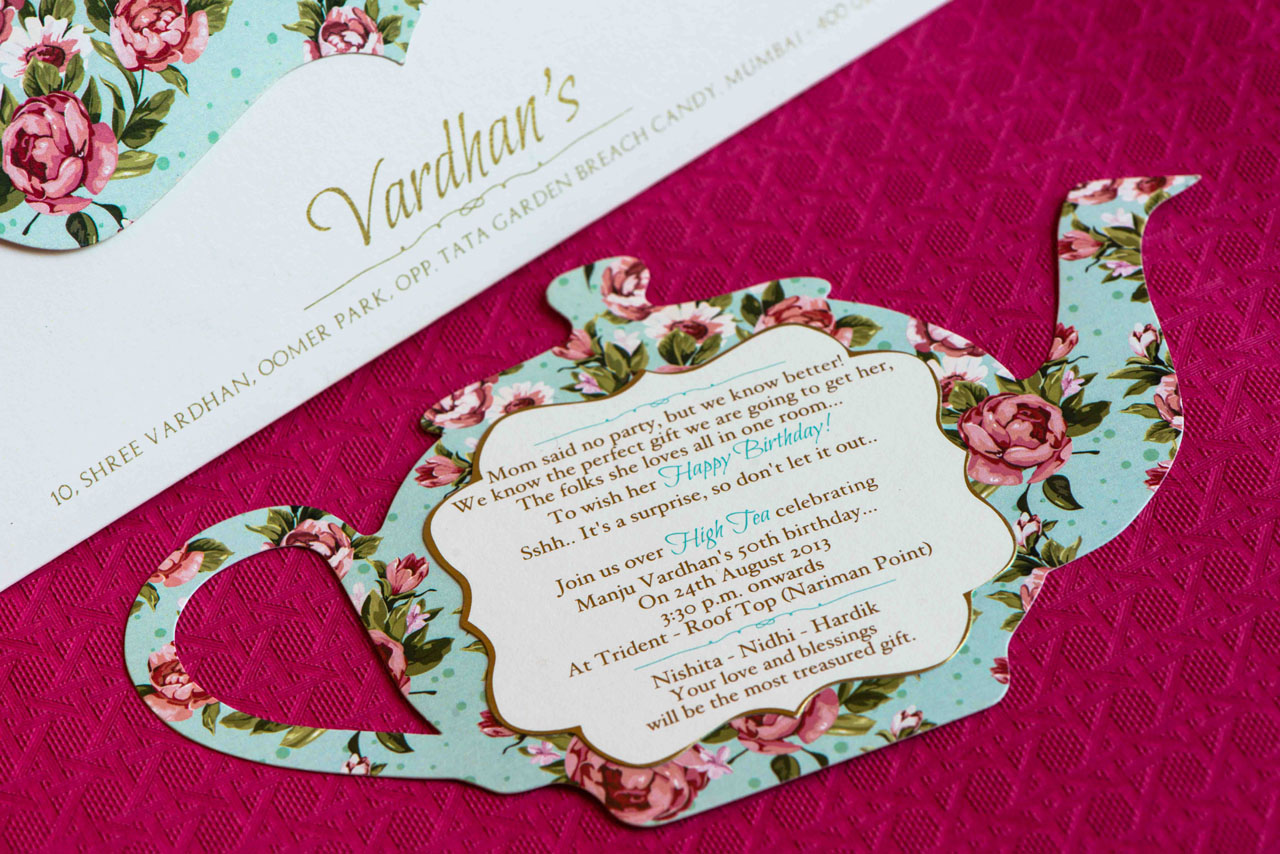 Creative Indian Wedding Invitations - Luxury Stationery